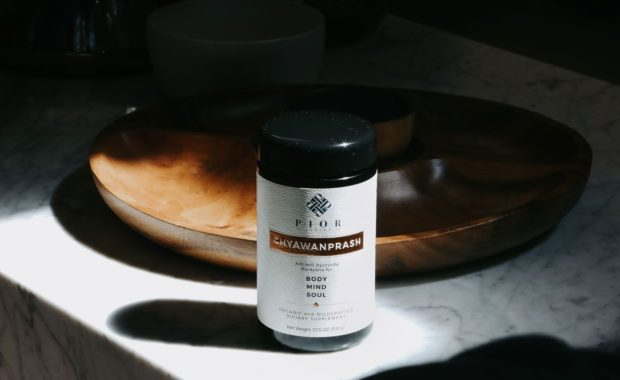 chyawanprash with honey