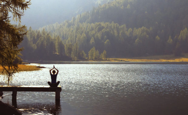 morning sun yoga