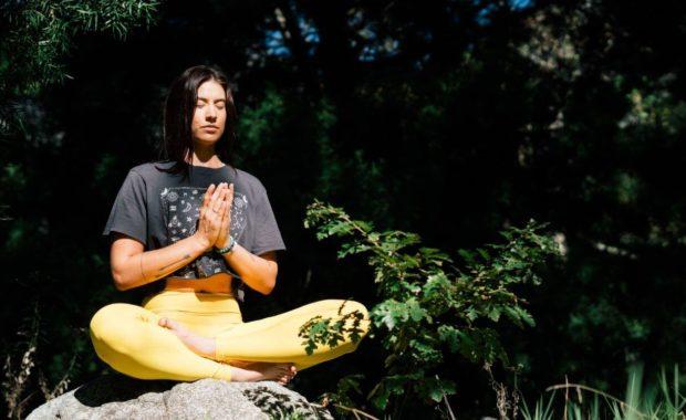 gentle morning yoga